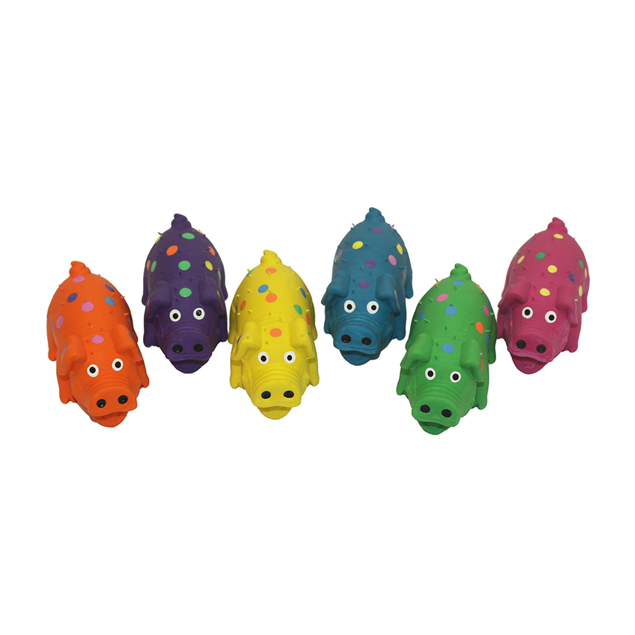 Multipet Globlets Latex Dog Toy