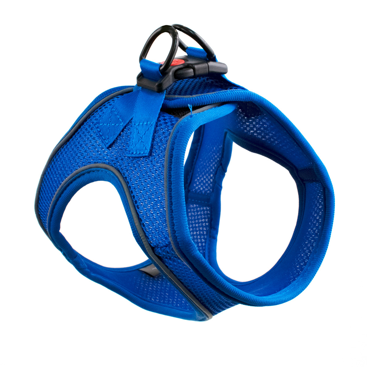 BizzyBoi Mesh Reflective Dog Harness