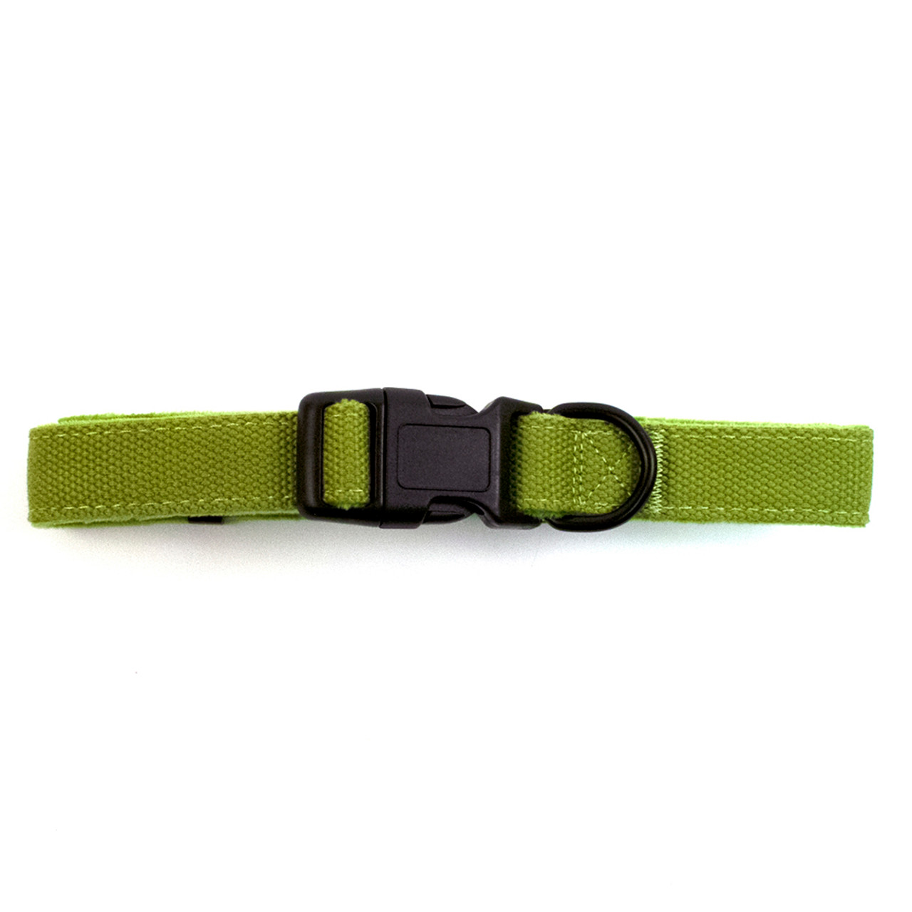 Fetch Your Own Adventure Eco-Friendly Woven Dog Collar
