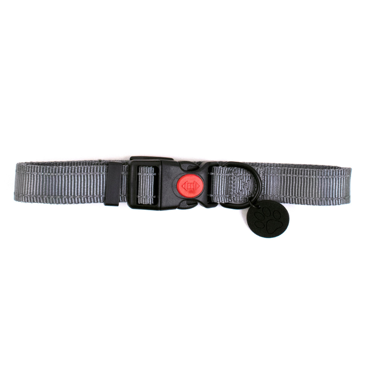 Fetch Your Own Adventure Nylon Reflective Dog Collar