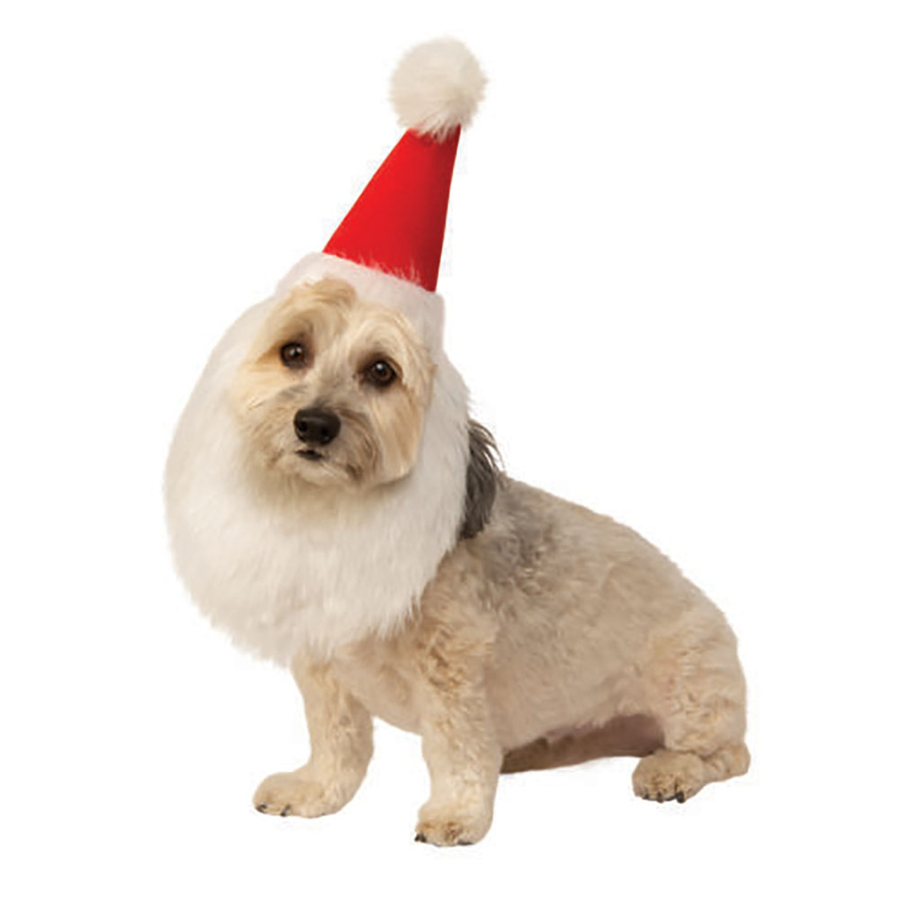Rubie's Christmas Dog Santa Hat