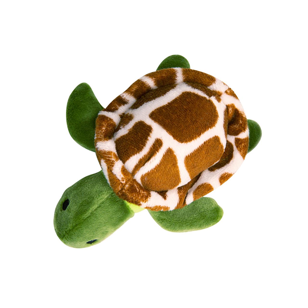 Snugarooz Baby Shelldon Plush Dog Toy