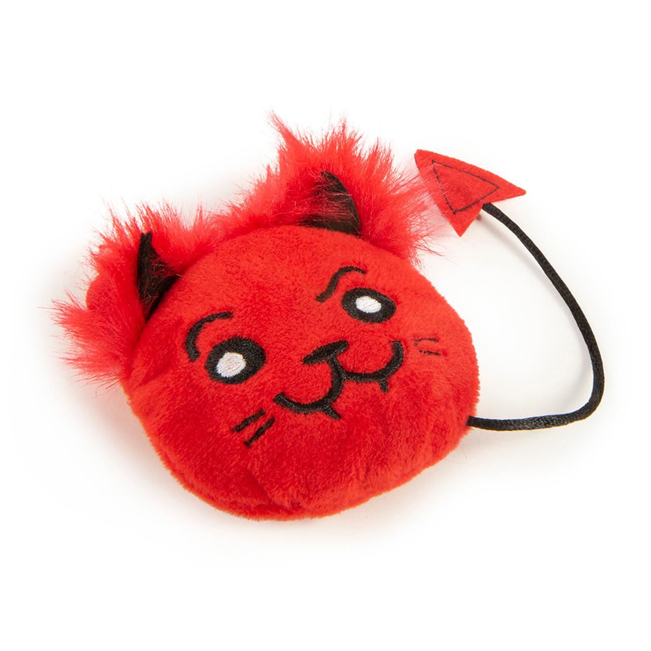 PetLinks Lil Devil Catnip Filled Plush Cat Toy