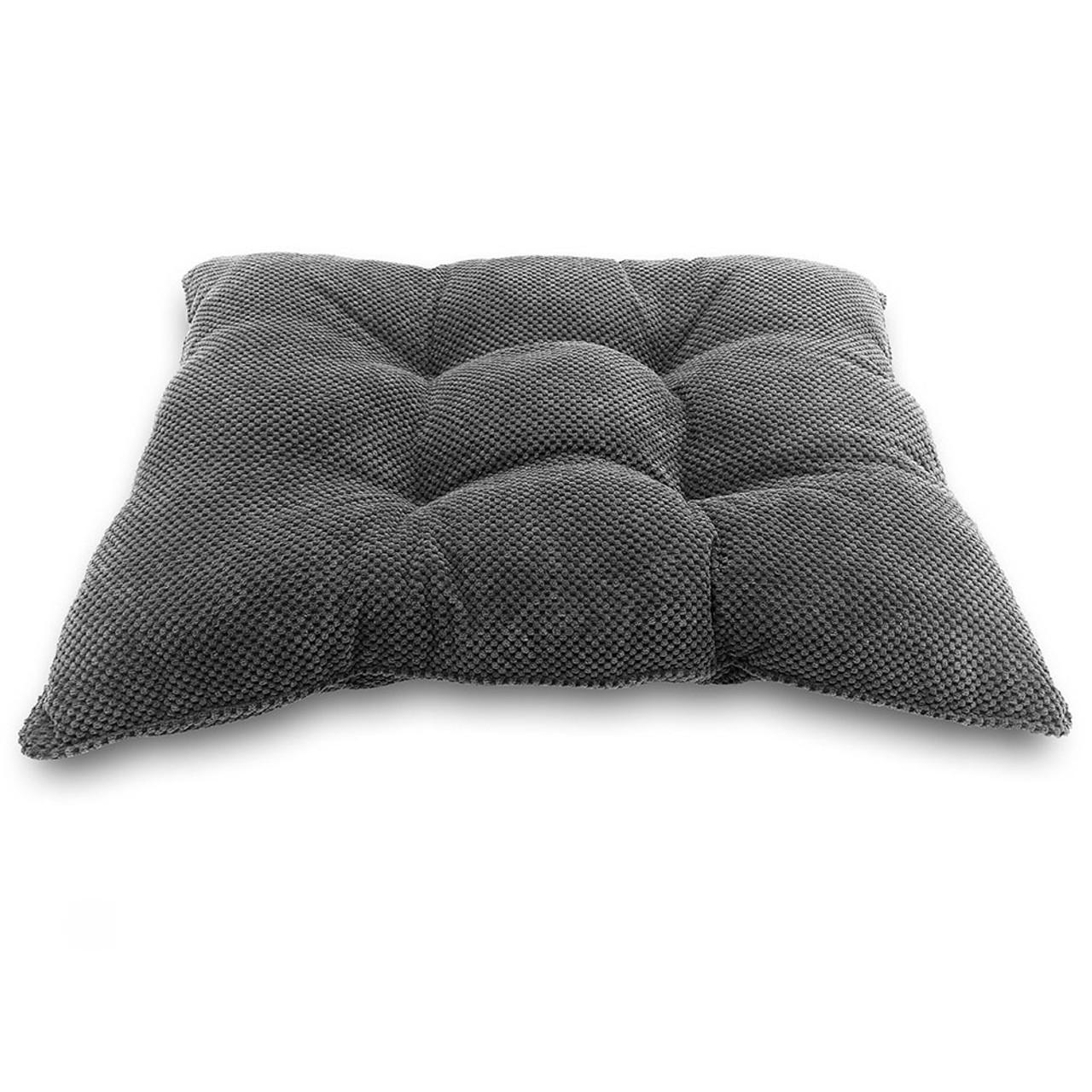 Pure Comfort Pillow Gray Dog Crate Mat