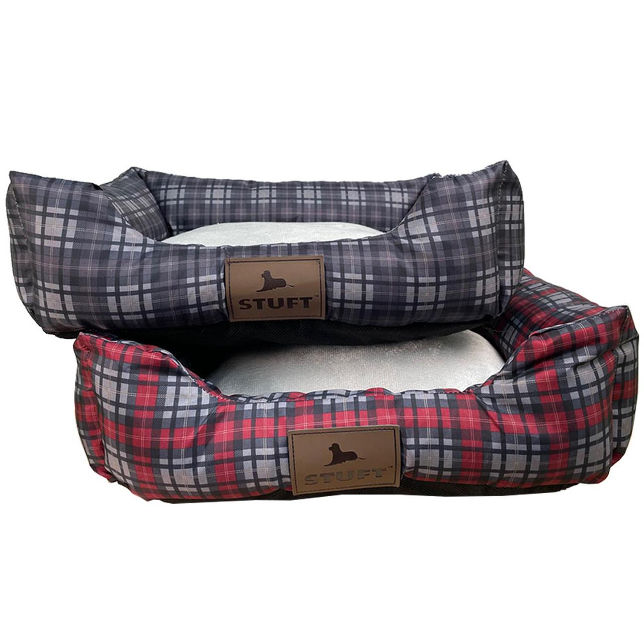 Stuft Cuddler Dog Bed, Assorted