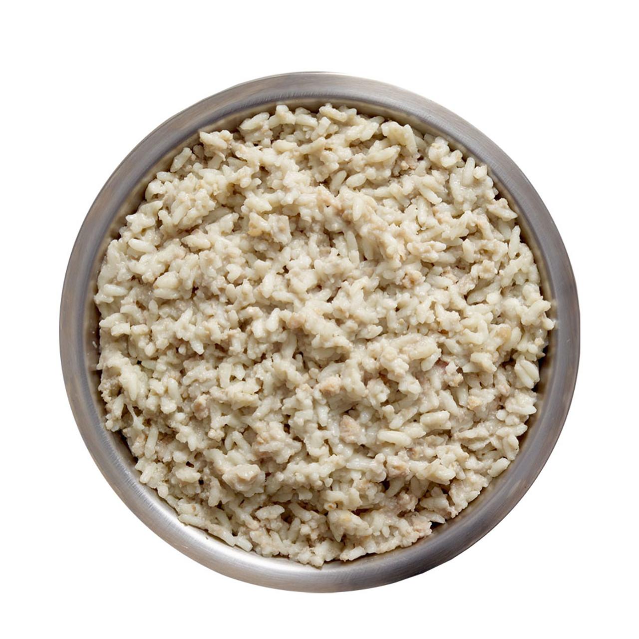 JustFoodForDogs Balanced Remedy Wet Dog Food - Back