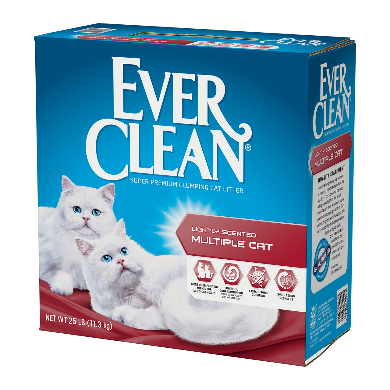 Ever Clean Lightly-Scented Multiple Cat Litter