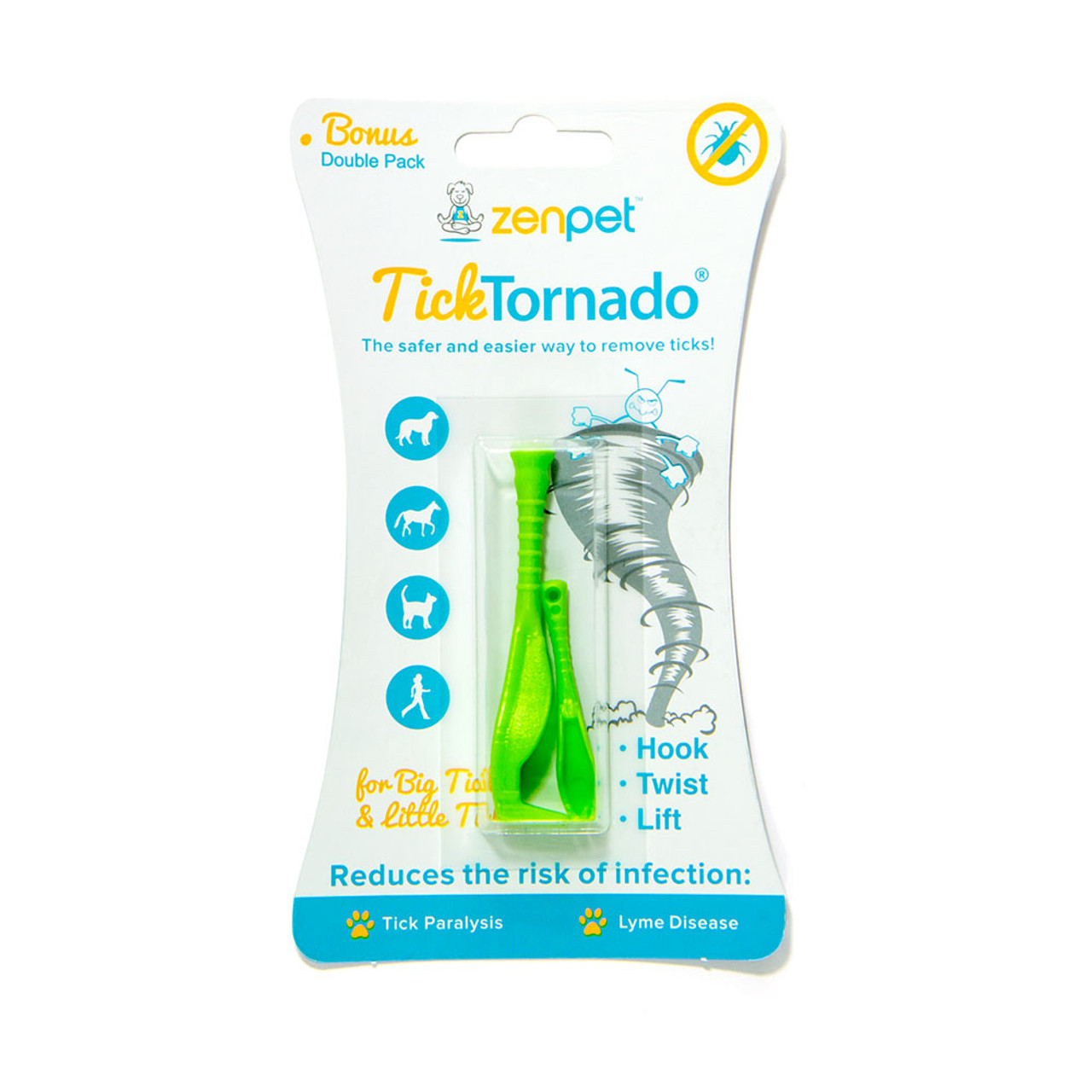 Zen Pet Tick Tornado