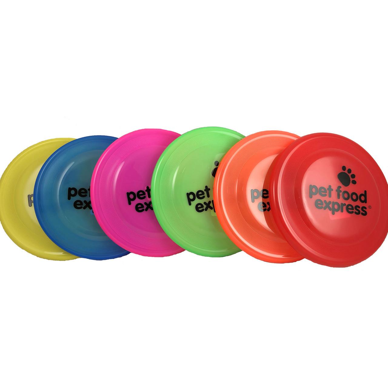 Pet Food Express Frisbee Dog Toy