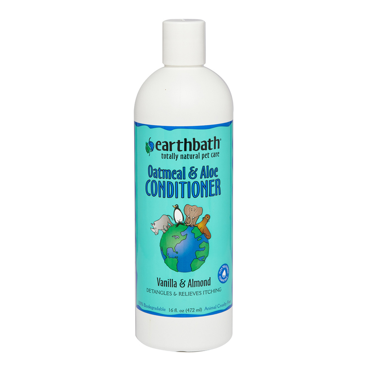 Earthbath Oatmeal & Aloe Conditioner for Pets