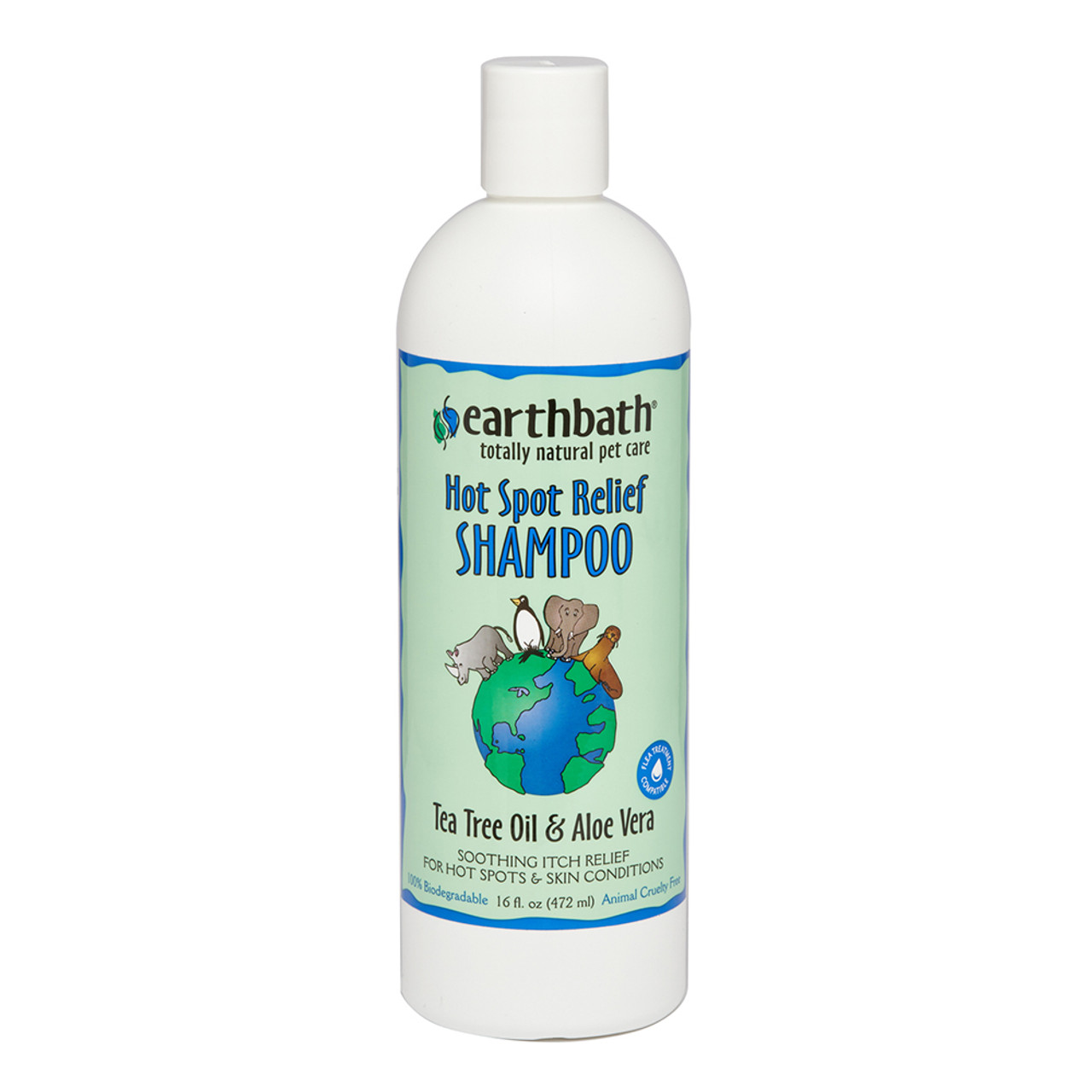 Earthbath Hot Spot Relief Shampoo for Pets