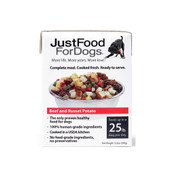 JustFoodForDogs Pantry Fresh Beef and Russet Potato Wet Dog Food