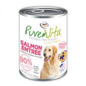 PureVita Salmon Entree Canned Dog Food
