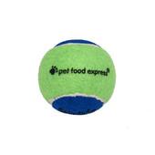 Pet Food Express SqueakAir Tennis Ball