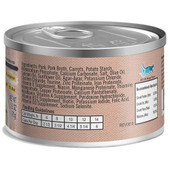 Lotus Just Juicy Pork Stew Recipe Grain-Free Canned Cat Food