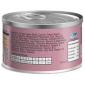 Lotus Just Juicy Turkey Stew Recipe Grain-Free Canned Cat Food