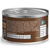 Lotus Just Juicy Venison Stew Recipe Grain-Free Canned Cat Food