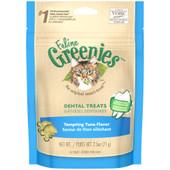 Greenies Tempting Tuna Flavor Dental Cat Treats