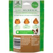 Greenies Original Pill Pockets Real Peanut Butter Flavor Dog Treats