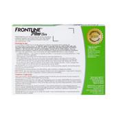 Frontline Plus Flea & Tick Treatment for Cats & Kittens - Back