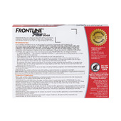 Frontline Plus Flea & Tick Treatment for Dogs & Puppies (89-132 lbs.) - Back