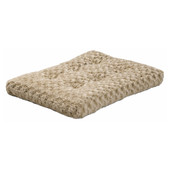 MidWest QuietTime Deluxe Mocha Ombre Swirl Pet Bed - Front