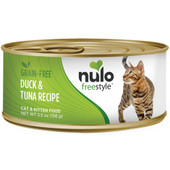 Nulo Freestyle Cat & Kitten Duck & Tuna Recipe Canned Cat Food