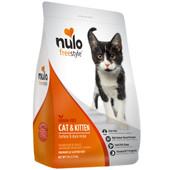 Nulo Freestyle Cat & Kitten Turkey & Duck Recipe Dry Cat Food