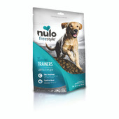 Nulo Freestyle Grain-Free Trainers Salmon Recipe Dog Training Treats