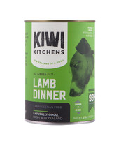 Kiwi Kitchens Grass Fed Lamb Dinner Canned Dog Food