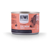 Kiwi Kitchens Farmed Salmon Canned Dog Food Topper -  6 oz