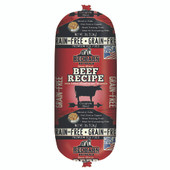 Redbarn Naturals Grain-Free Beef Recipe Rolled Dog Food