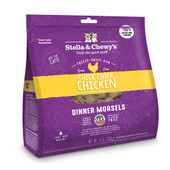 Stella & Chewy's Chick, Chick, Chicken Dinner Freeze-Dried Cat Food