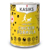 Kasiks Cage-Free Chicken Formula Canned Dog Food