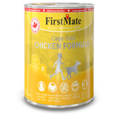 FirstMate Limited Ingredient Cage-Free Chicken Formula Canned Dog Food