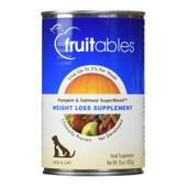 Fruitables Pumpkin Superblend Weight Loss Supplement for Dogs & Cats