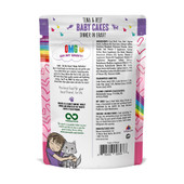 B.F.F. Tuna & Beef Baby Cakes Recipe in Gravy Cat Food Pouch