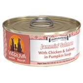 Weruva Jammin' Salmon Canned Dog Food