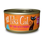 Tiki Cat Manana Grill Ahi Tuna with Prawns Canned Cat Food