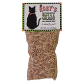 Rosy's 100% Organic Kitty Grass Seed Packet