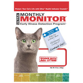 Ultra Monthly Monitor Early Illness Detection Program for Cats