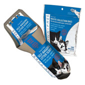 Stink Free Self Bagging Cat Litter Scoop with Odor Seal Bags
