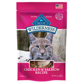 Blue Wilderness Chicken & Salmon Cat Treats