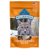 Blue Wilderness Chicken & Turkey Cat Treats