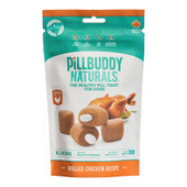 Pill Buddy Pill Hiding Chicken Flavored Dog Treats