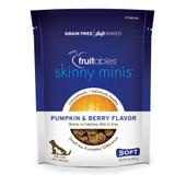 Fruitables Skinny Minis Pumpkin & Berry Flavor Mini Size Dog Treats