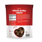 Fruitables Whole Jerky Bites Bacon & Apple Dog Treats