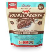 Primal Pronto Raw Frozen Feline Chicken & Salmon Formula Cat Food