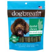 Herbsmith Dog Breath Dental Treats for Dogs