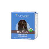 Herbsmith Milk Thistle Liver Support for Dogs & Cats